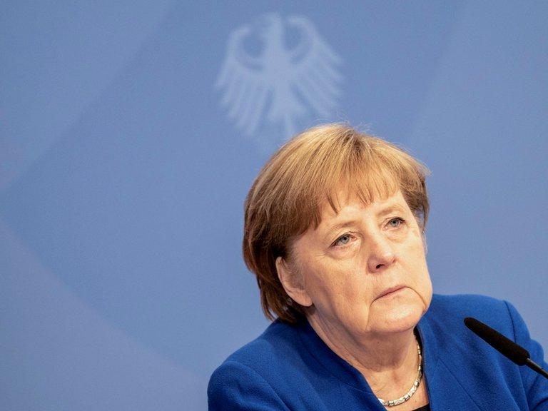 """Angela Merkel dijo que la lucha contra el cambio climático es una cuestión de """"justicia intergeneracional"""""""