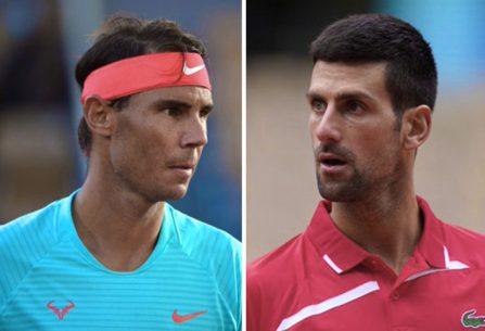 Novak Djokovic y Rafa Nadal definen la final del Masters 1000 de Roma