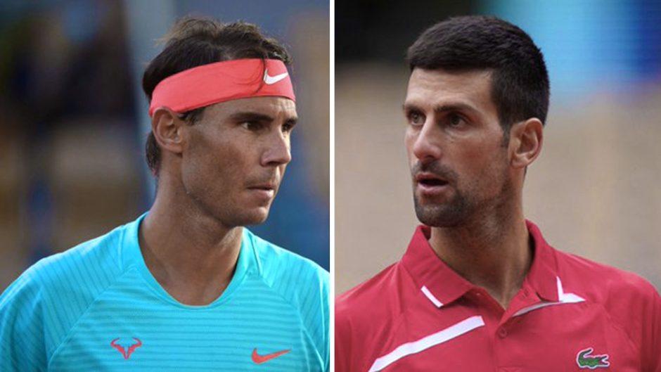 Novak Djokovic y Rafa Nadal definen la final del Masters 1000 de Roma: hora y TV