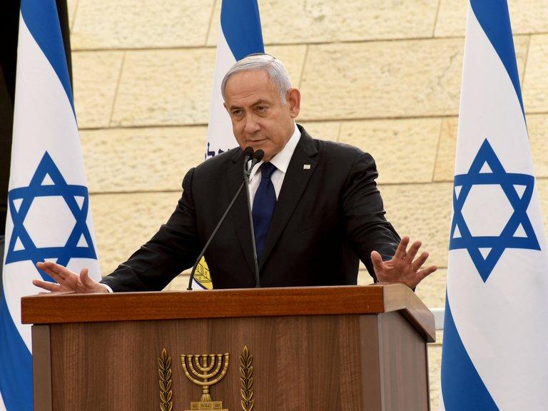 Benjamín Netanyahu no logró formar gobierno en Israel