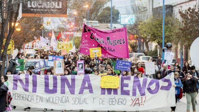 Cipolletti: marchan para exigir justicia por el femicidio de Agostina