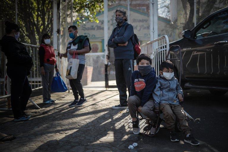 La pobreza infantil en la Argentina alcanzó el 62,9%  y en la Patagonia el 50,8%, en el último trimestre del 2020