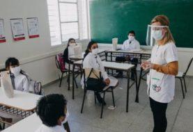 Clases presenciales en Neuquén: Storioni afirmó que el 85% de las escuelas donde estaba previsto que se retome la presencialidad pudieron hacerlo sin problemas