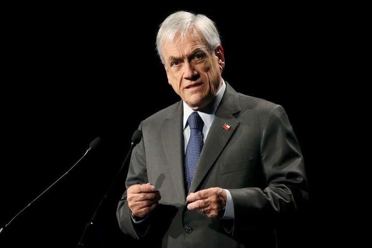 """Sebastián Piñera: """"La ciudadanía ha enviado un claro y fuerte mensaje al gobierno y a todas las fuerzas políticas tradicionales"""""""