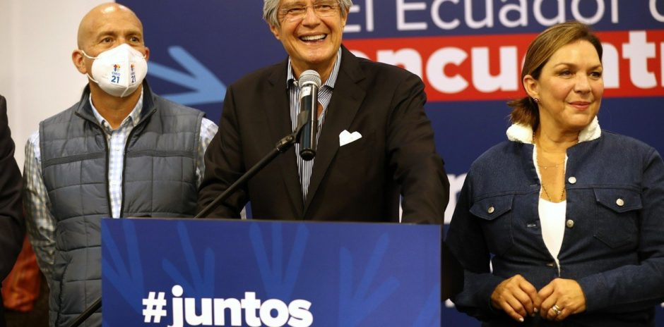 Guillermo Lasso, el banquero de derecha que giró al centro para poder gobernar Ecuador