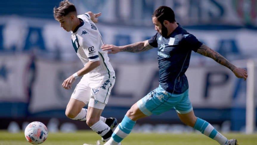 Copa LPF: Racing eliminó a Vélez y espera por el ganador del Superclásico