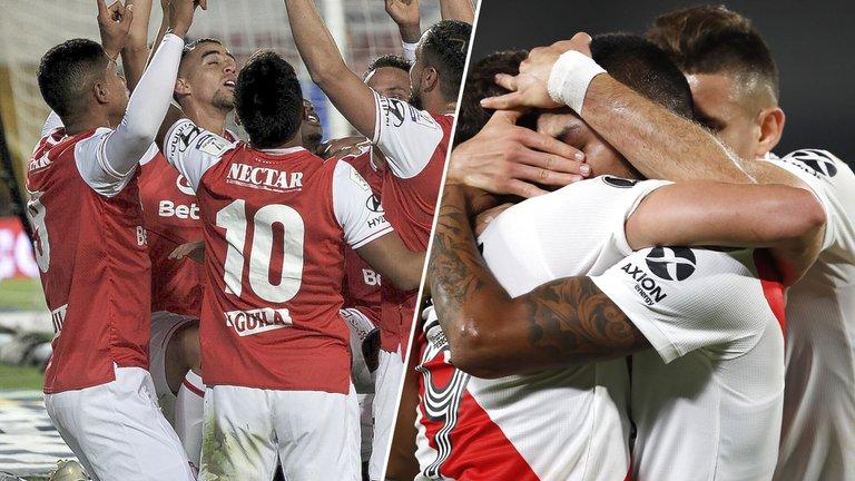 River enfrentará en Paraguay a Independiente Santa Fe: hora y TV