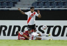 River igualó 0- 0 ante Independiente Santa Fé por la Copa Libertadores