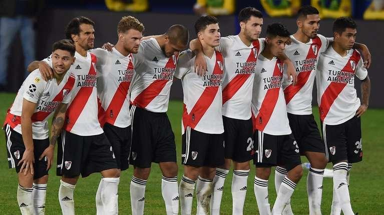 River: se conocieron 6 nuevos contagios de coronavirus en el plantel y no llegaría a presentar once jugadores en la Copa Libertadores