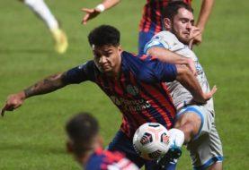 San Lorenzo empató con 12 de Octubre y quedó al borde de la eliminación en la Copa Sudamericana
