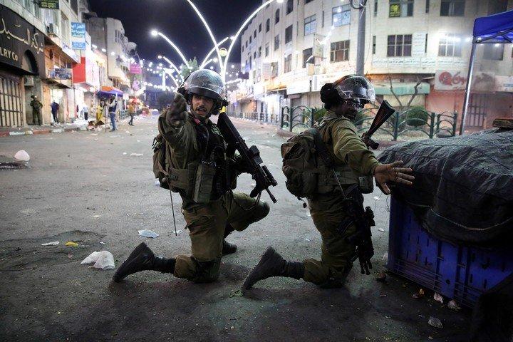 El conflicto entre Israel y Palestina se extiende a Cisjordania con enfrentamientos, muertos y heridos
