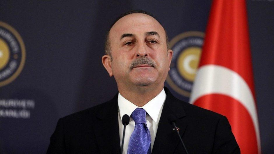 Turquía abogó por crear fuerzas internacionales para proteger a los palestinos