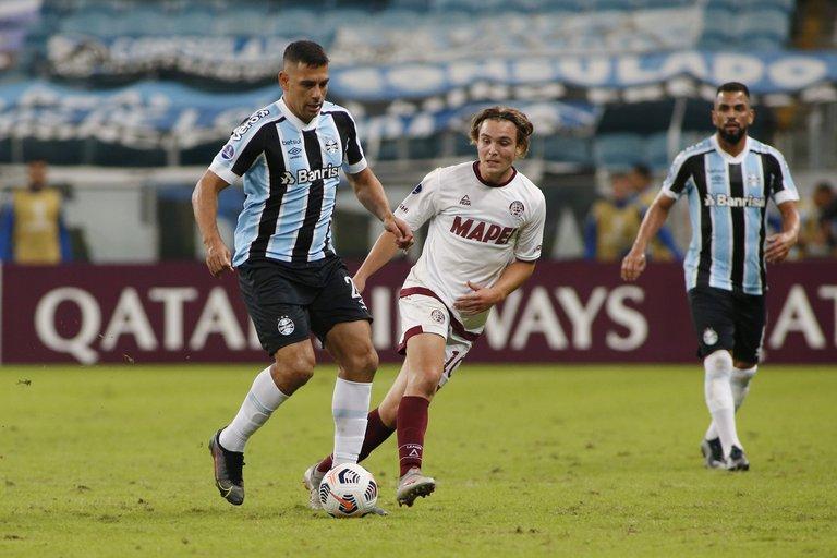 Lanús y Newell's perdieron y quedaron al borde de la eliminación de la Copa Sudamericana