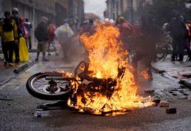Tensión y violencia - Crisis en Colombia: tras una semana de protestas, crece la presión sobre Iván Duque