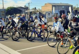 Victoria de Tadeo en otra gran jornada de ciclismo en Ciudad Deportiva