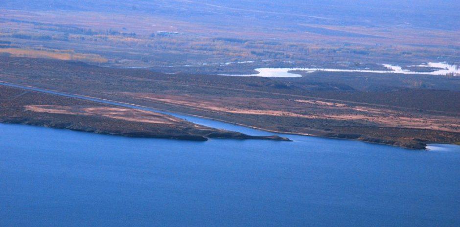Evalúan la creación de un balneario en el lago Los Barrerales