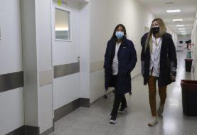 """Ibero en Alto Valle: """"Admiro el trabajo que hacen desde los hospitales para afrontar este momento"""""""