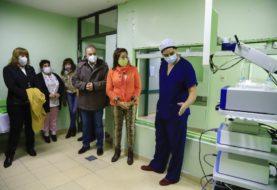 El hospital Zatti recibió nuevo equipamiento que permitirá mejorar y ampliar la cantidad de cirugías