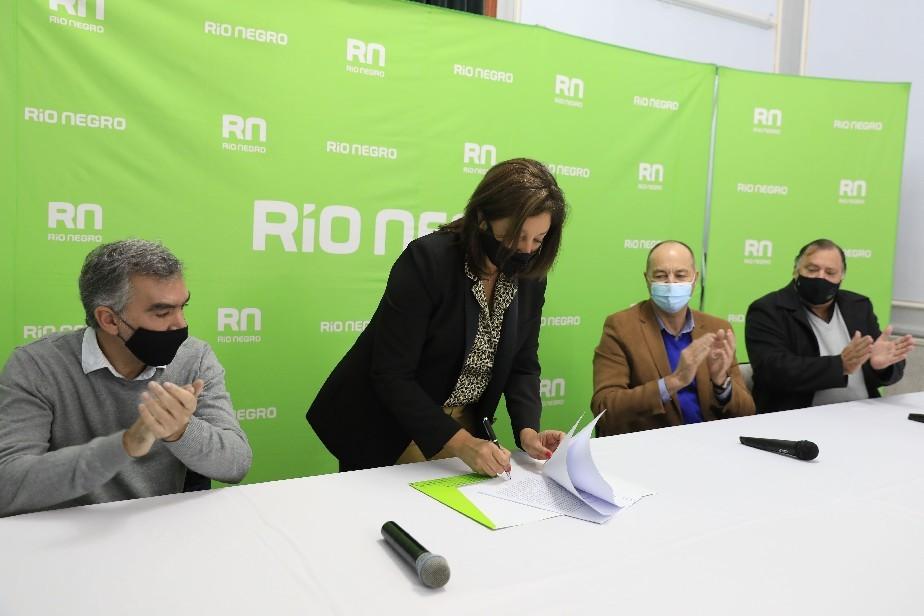 Río Negro: con la figura del Aprendiz, se fortalece la formación de trabajadores viales