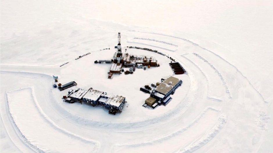 Estados Unidos pausa la extracción de hidrocarburos en el Ártico