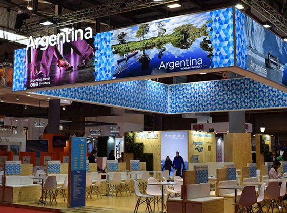 Vitrina de Anato: Argentina se mantiene como invitada de honor