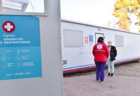 PAE instala un trailer para testeos y suma profesionales de la salud en Neuquén