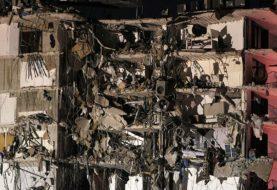 Se derrumbó un edificio de doce pisos en Miami y hay al menos un muerto
