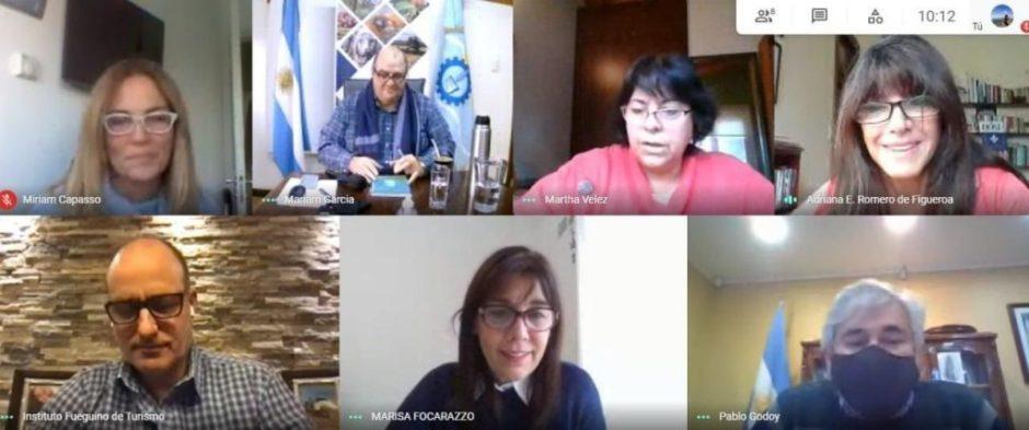 Patagonia consensúa necesidades y prioridades por la pandemia