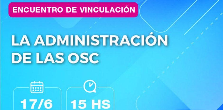 Nueva capacitación sobre administración de las organizaciones sociales