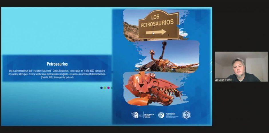 Nuevo encuentro de intercambio virtual entre oficinas de Informes Turísticos