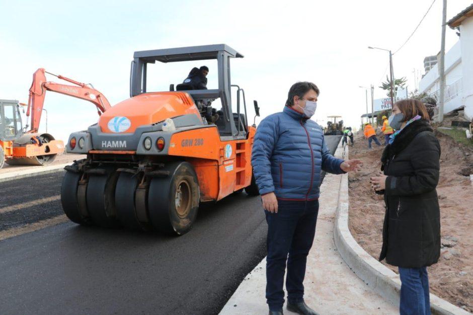 Neuquén: en 45 días se habilitará la rama sur del Acceso Norte sobre la Avenida Alfonsín