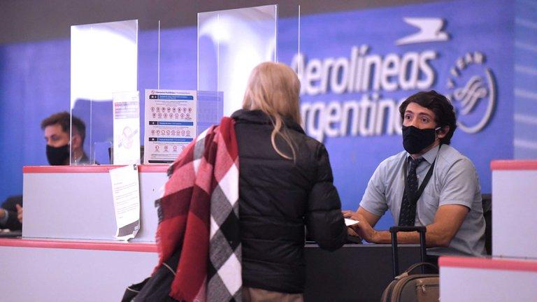 Después de más de un año, Aerolíneas Argentinas retoma los vuelos a la ciudad de Nueva York