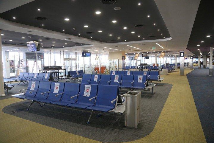 OMT: las llegadas de turistas internacionales cayeron el 87%