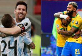 Con Argentina y Brasil ya clasificados, cómo quedaron los grupos y cuáles serían los posibles cruces en cuartos de la Copa América