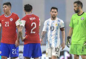 Argentina no supo mantener la ventaja e igualó 1-1 ante Chile en su debut en la Copa América