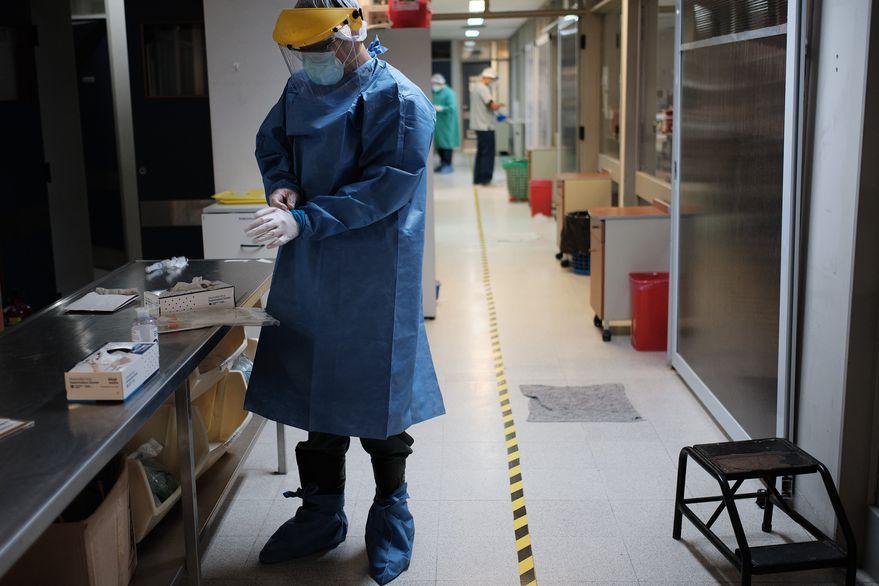 Coronavirus en la Argentina: reportan 669 muertos y 27.628 nuevos contagios