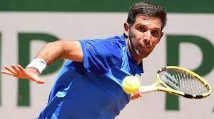 Federico Delbonis no pudo con Carreño Busta y se quedó sin final en el ATP 500 de Hamburgo