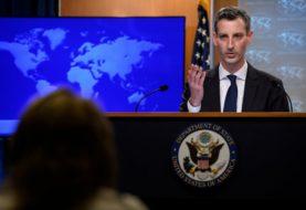 """Estados Unidos, """"decepcionado"""" con Argentina por su abstención en la condena de la OEA contra Nicaragua"""
