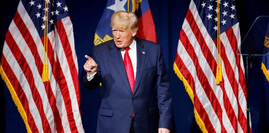 """Reapareció Donald Trump y advirtió: """"Vamos a recuperar la Casa Blanca y antes de lo que crees"""""""