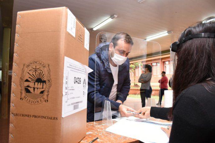 Misiones: el oficialista Frente Renovador, aliado a Casa Rosada, se impuso en la primera elección del año en medio de la pandemia