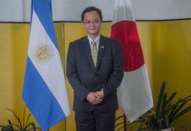 """Takahiro Nakamae: """"Japón no otorgó los créditos del FMI a la Argentina como si fueran un negocio"""""""