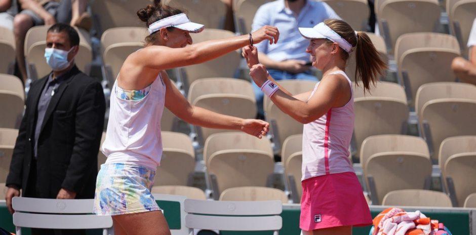 Nadia Podoroska vuelve a hacer historia en otro Roland Garros mágico