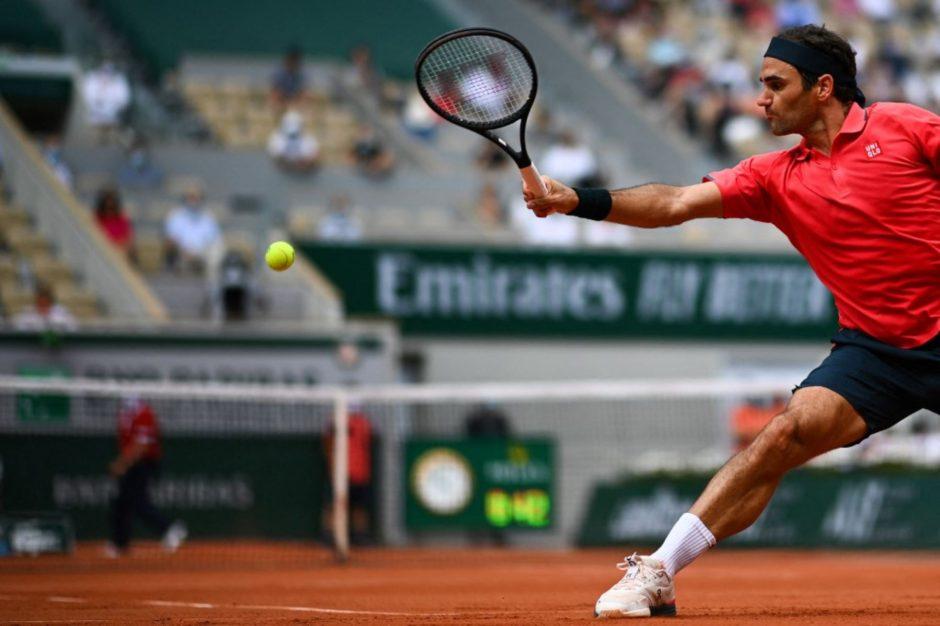 El show de Roger Federer ante Marin Cilic en Roland Garros: puntos imposibles y discusión con el juez de silla