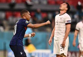 Francia venció a Alemania en un duelo de candidatos en la Eurocopa