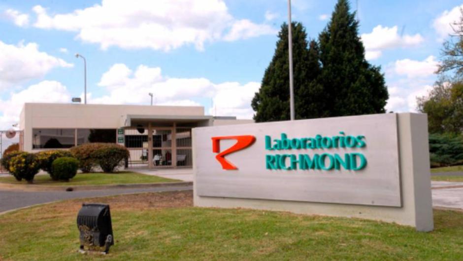 Laboratorio Richmond recibió 560 litros del componente 2 de la Sputnik y prevén  un millón de dosis para el 16 de julio