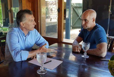 La búsqueda de una tregua Macri-Larreta y la revolución Manes