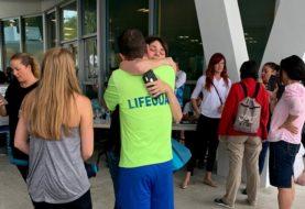Derrumbe de un edificio residencial en Miami: al menos un muerto y 99 desaparecidos