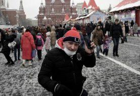 """Aumento """"exponencial"""" de los contagios de coronavirus en Moscú"""