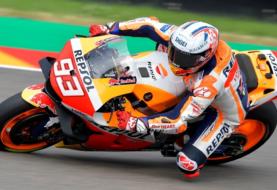 MotoGP: Marc Márquez volvió a ganar tras la fractura y se mantiene invicto en el GP de Alemania