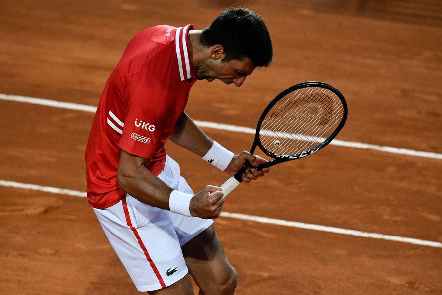 Novak Djokovic venció a Rafael Nadal  y avanzó a la final del torneo de Roland Garros
